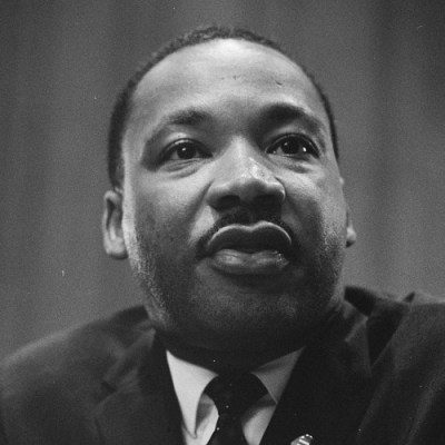 Martin Luther King Jr. Photograph