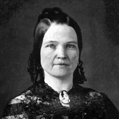 Mary Todd Lincoln Portrait