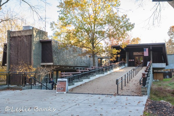 Great Falls Park Visitor Center