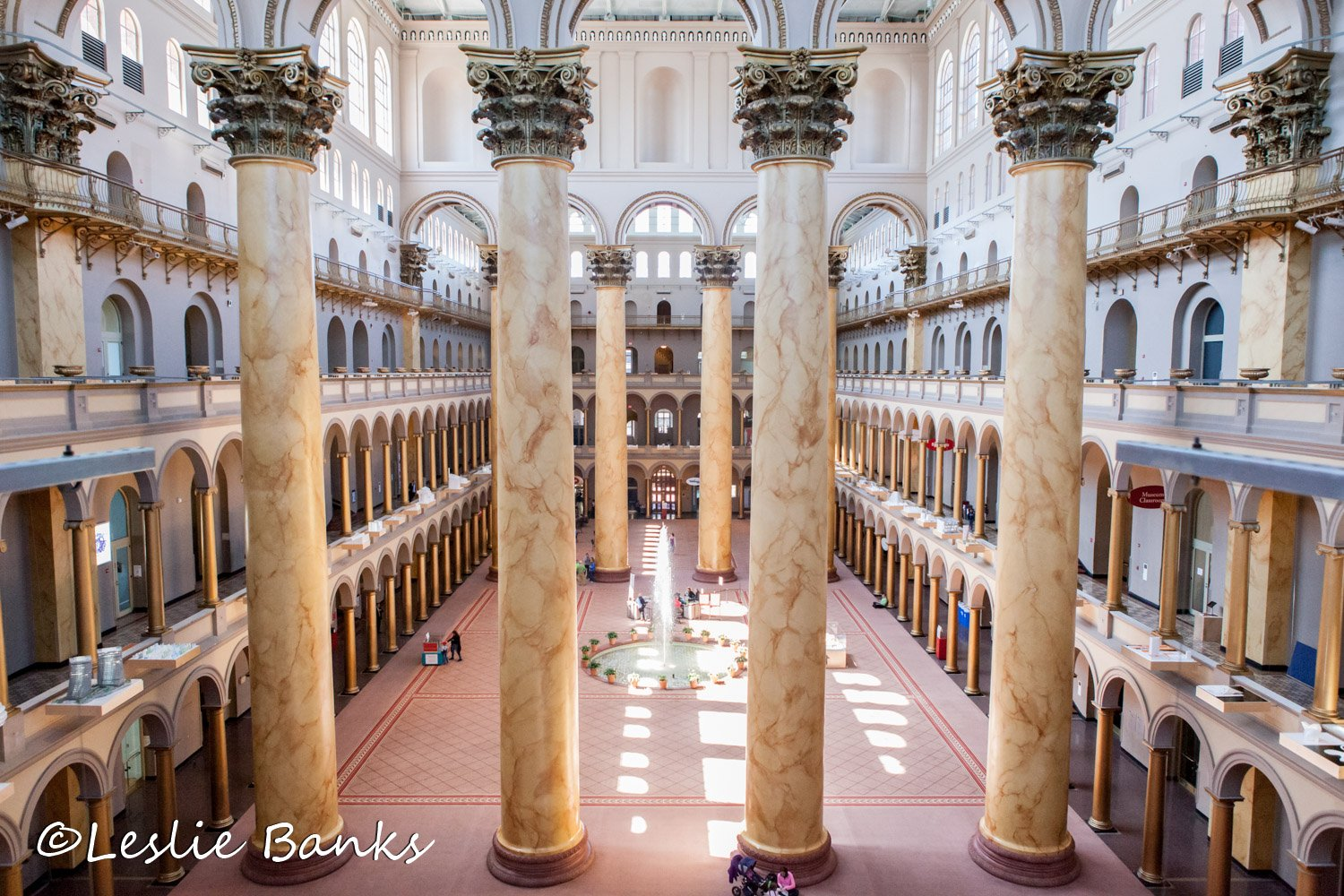 Great Hall of the National Building Museum