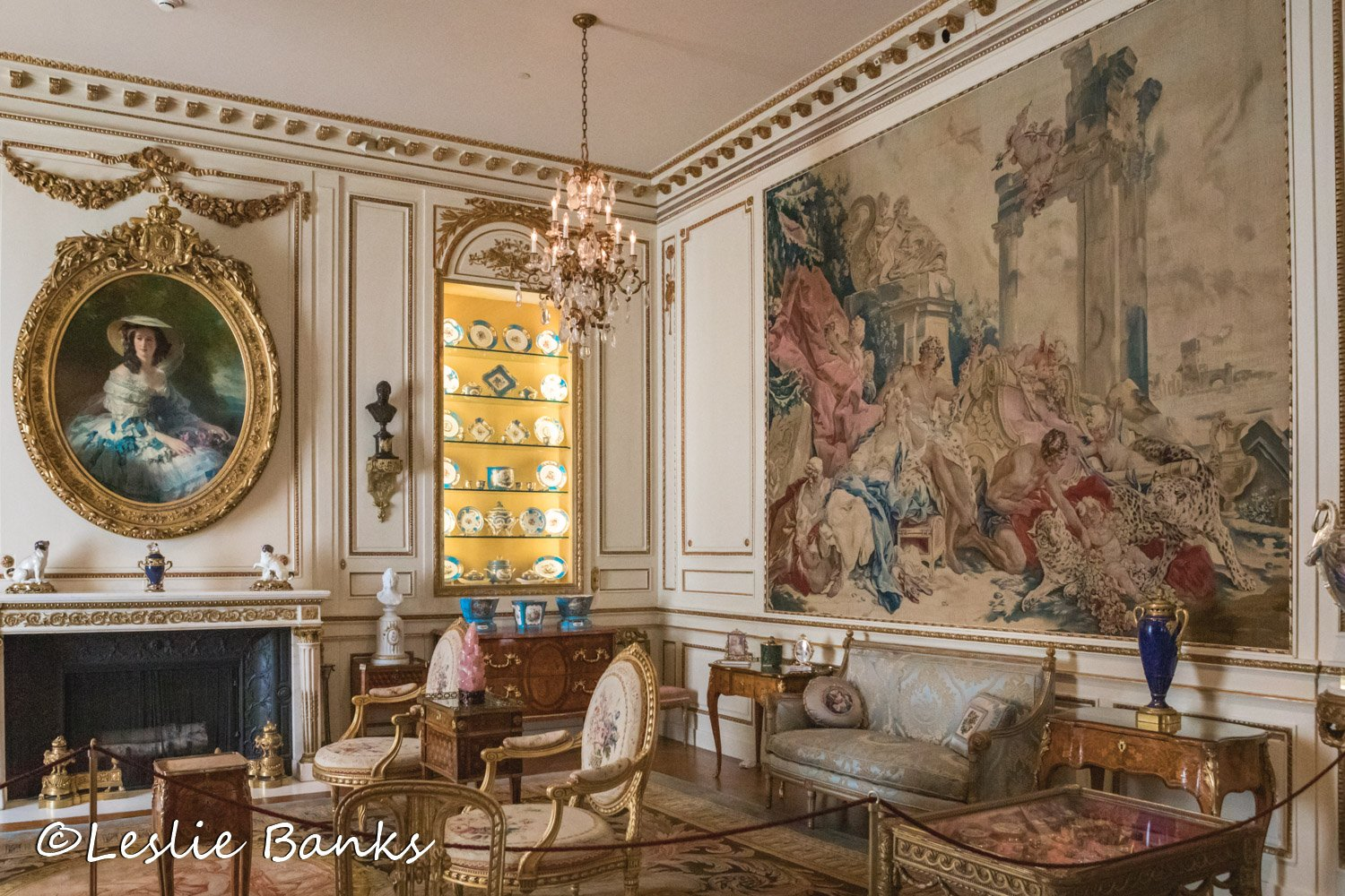 French drawing room