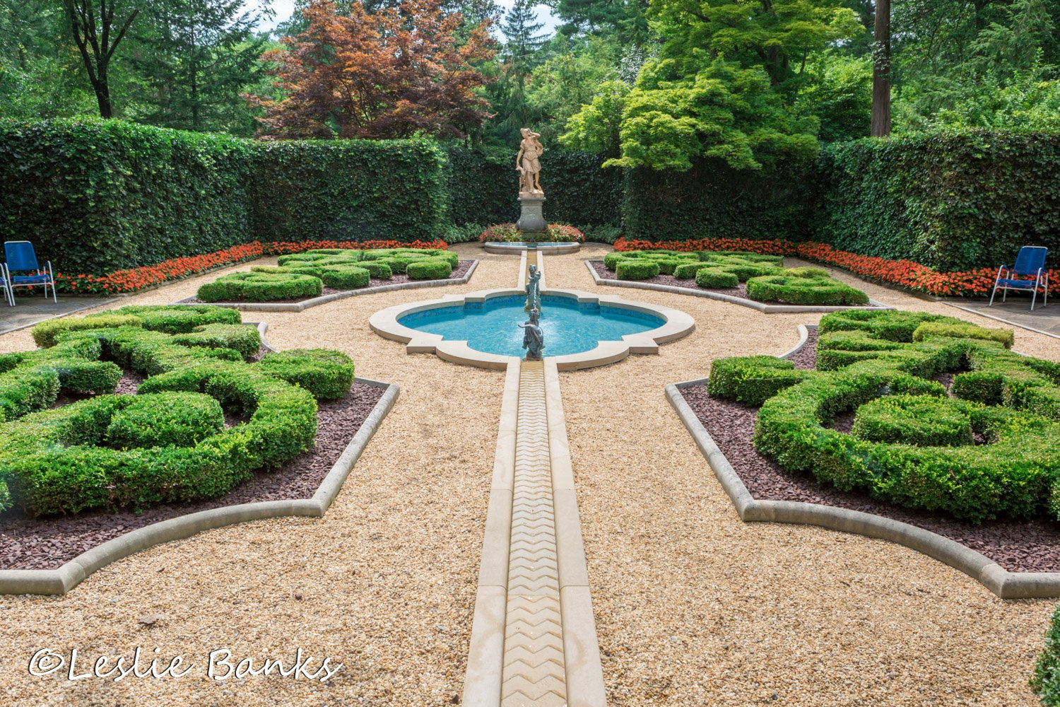 French Parterre