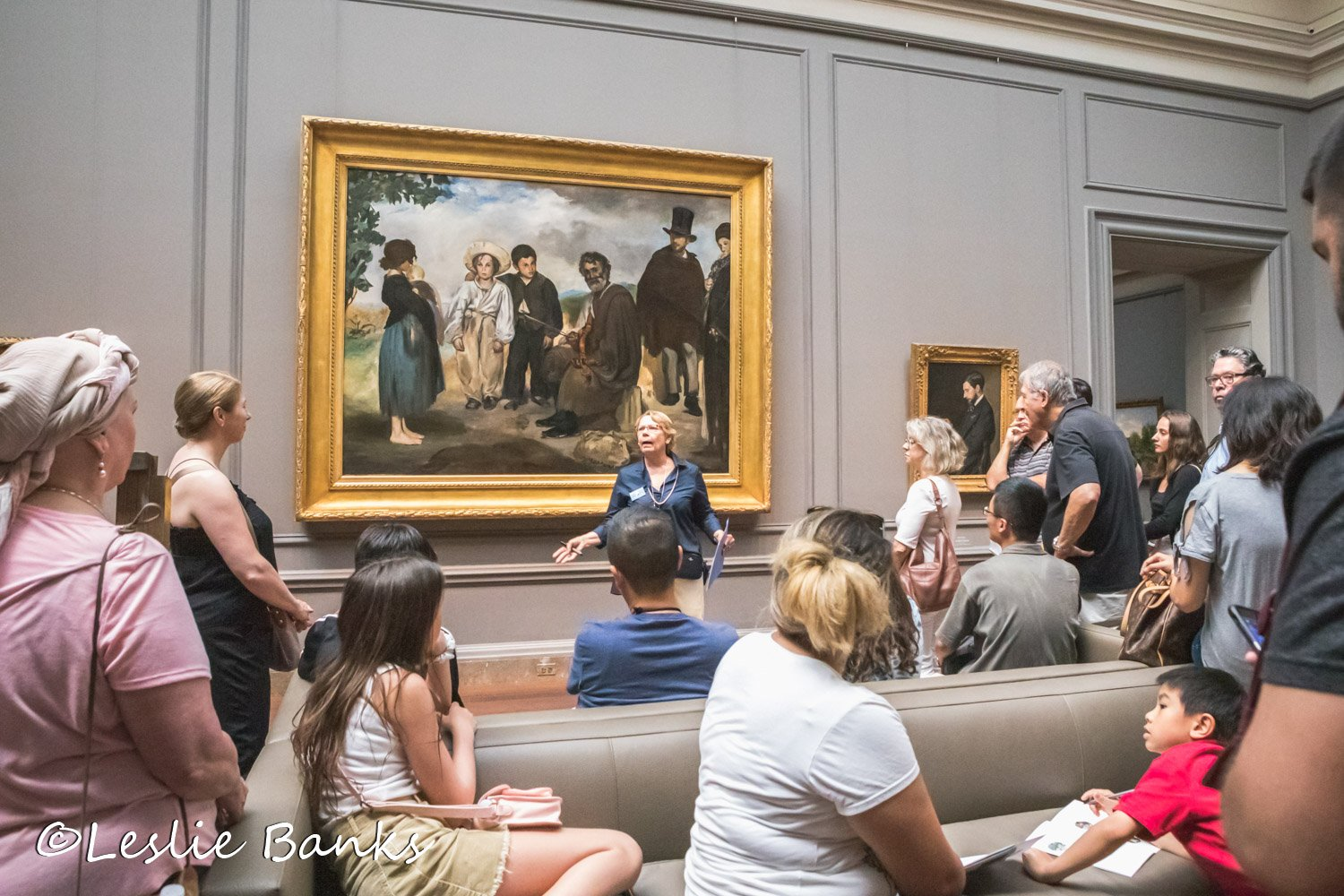 Tour Guide at National Gallery of Art