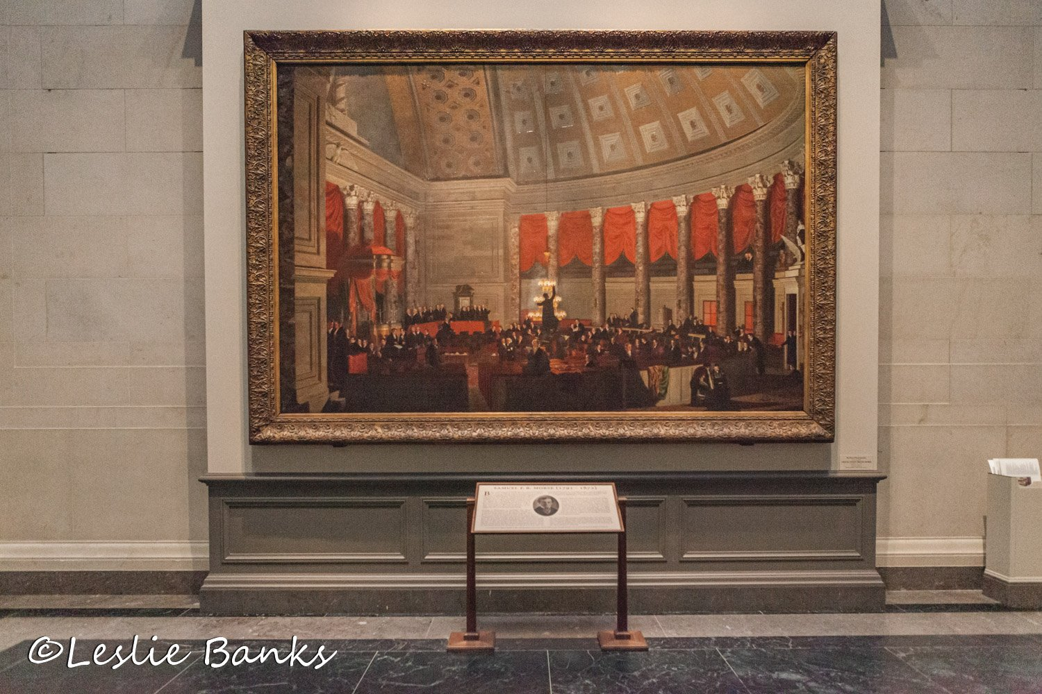 House of Representatives Painting