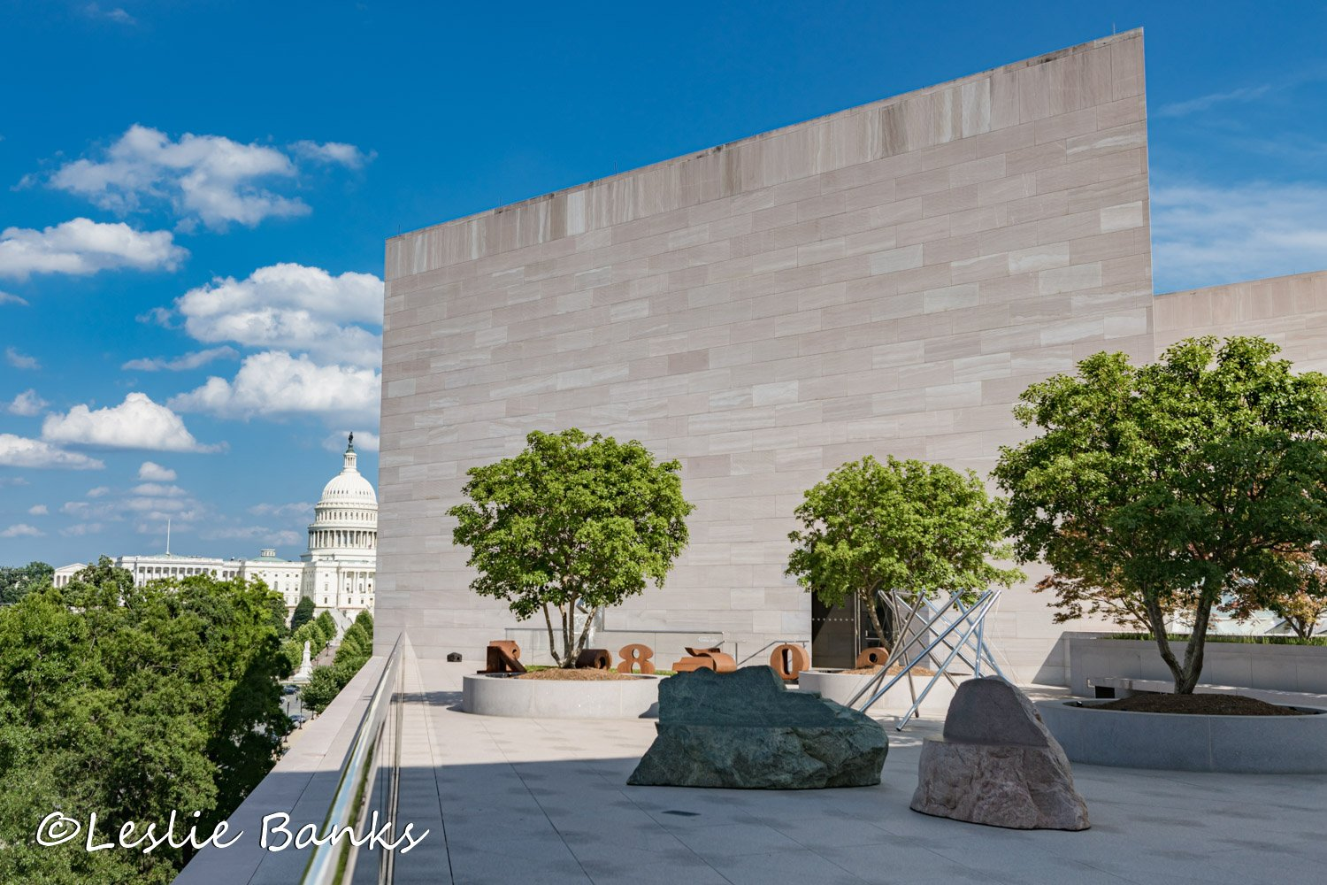 Roof Terrace at National Gallery of Art