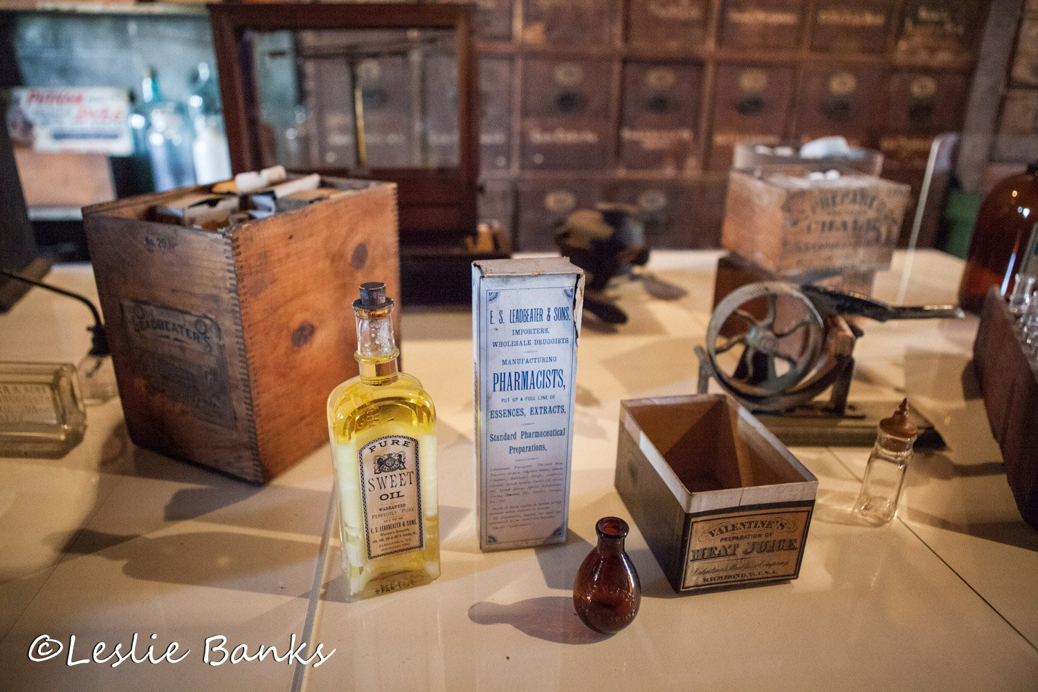 Stabler-Leadbeater Apothecary Brands